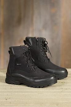 Men's Pajar Devan Gripper Shearling-Lined Waterproof Leather Boots