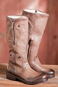 Women's Chiara in Italy Leather Boots