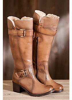 Women's Christineth in Italy Leather Boots