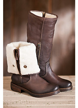 Women's Angelita Leather Boots