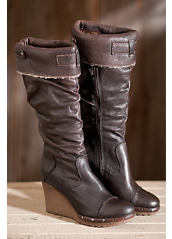 Women's Valeria in Italy Leather Boots