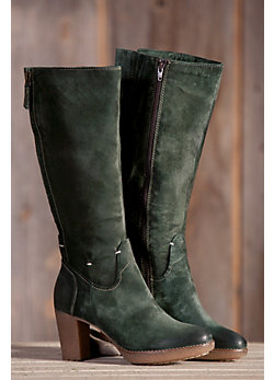 Women's Manas Sandra Tall Suede Boots