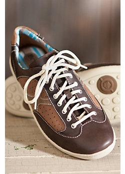 Men's Born Isaac Lace Leather Oxford Shoes