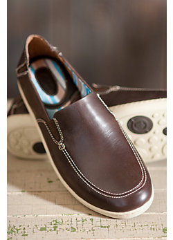 Men's Born Dane Leather Slip-On Shoes