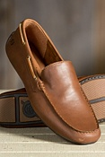 Men's Born Marcus Leather Slip-On Shoes