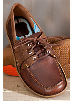 Men's Born Offshore Waterproof Leather Shoes