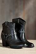 Women's Born Slater Short Leather Boots