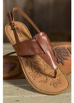Women's Born Trini Leather Sandals