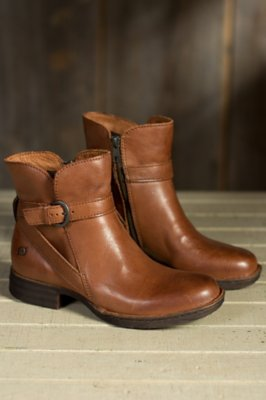 Women's Born Mairead Short Leather Boots