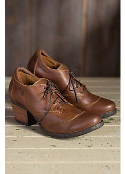 Women's Born Juno Leather Oxford Shoes