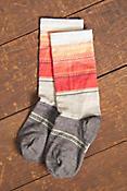 Women's SmartWool Sulawesi Stripe Merino-Blend Wool Crew Socks