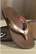 Women's Olukai Kulapa Kai Leather Sandals
