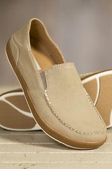 Men's Olukai Puhalu Canvas Shoes