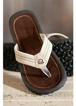 Men's Rafters Gust Leather Sandals