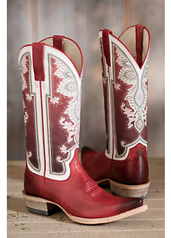 Women's Ariat Alameda Leather Boots