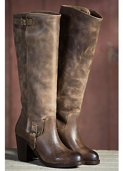 Women's Ariat Gold Coast Tall Leather Boots