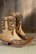 Women's Ariat Rio Leather Cowboy Boots