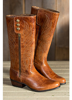 Women's Ariat Uproar Leather Boots