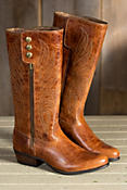 Women's Ariat Uproar Leather Cowboy Boots