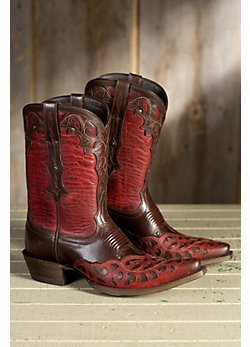 Women's Ariat Vera Cruz Leather Boots