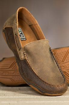 Men's Ariat Gleeson Suede Shoes