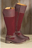 Women's Bos & Co Alice Leather Boots