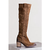 Bos & Co Horton Waterproof Suede Boots, TAN