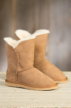 Women's Dije California Liberty Shearling Sheepskin Boots