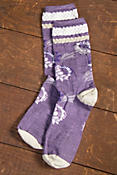 Women's SmartWool Blossom Bitty Merino-Blend Wool Crew Socks