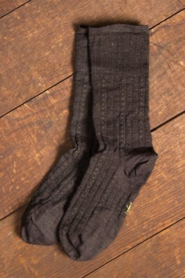 Men's SmartWool Inline Non-Binding Merino-Blend Wool Crew Socks