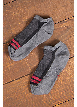 Men's SmartWool Quick Fire Merino-Blend Wool Micro Socks
