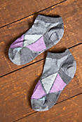 Women's SmartWool Diamond Point Merino-Blend Wool Micro Socks