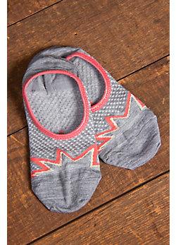 Women's SmartWool Big Blast Merino-Blend Wool No-Show Socks