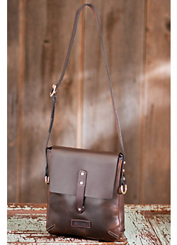 Women's Slim Leather Handbag