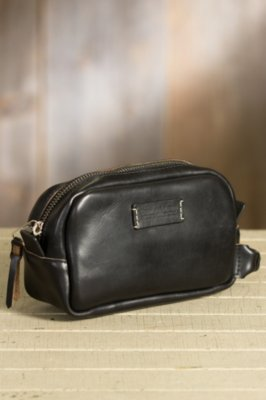 Coronado Utility Leather Travel Kit