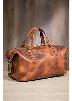 Coronado Americana Leather Duffel Bag