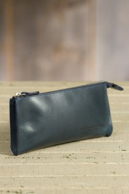 Coronado Leather Utility Pouch