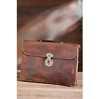 Jacques Vintage Leather Portfolio Western & Country