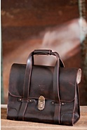 Everett Vintage Leather Satchel