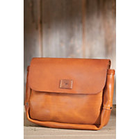 Douglas Italian Leather Postal Bag Western & Country