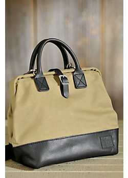 "12"" Utility Tote and Mason Bag"