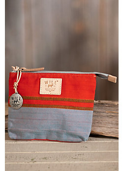 Weaver's House Zip Pouch