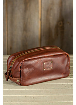 Grady Bridle Leather Travel Kit