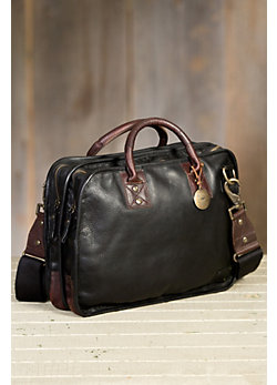 Hank Bridle Leather Satchel