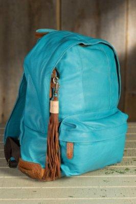 Will Delilah Deerskin Leather Backpack
