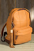 Will Delilah Deerskin Leather Backpack