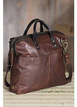 Will Benchwork Leather Satchel