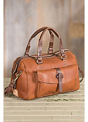 Will Sweet Home Leather Satchel