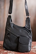 Women's Kristen Leather Crossbody Handbag