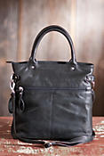 Women's Rona Leather Square Bag